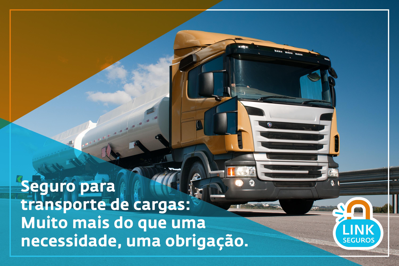 Seguro Transporte De Cargas Link Seguros